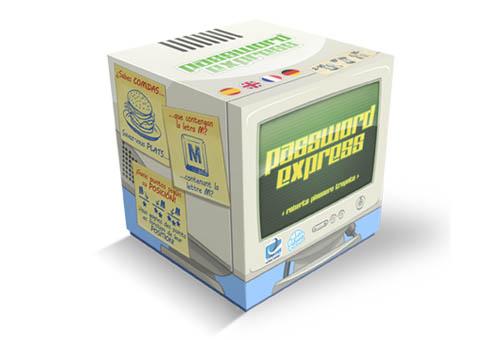 Password caja
