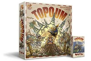 topoum caja